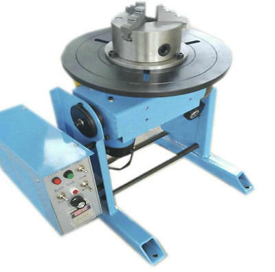 1-15RPM-30KG-Duty-Welding-Positioner-Turntable-Timing-with-200mm-Chuck-220V  1-1