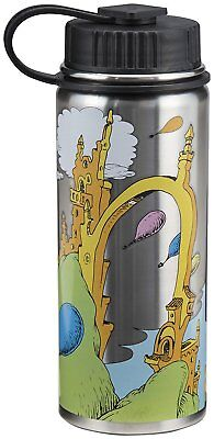 Vandor 17009 Dr. Seuss - Oh the Places You'll Go - 18 Ounce Vacuum Insulated