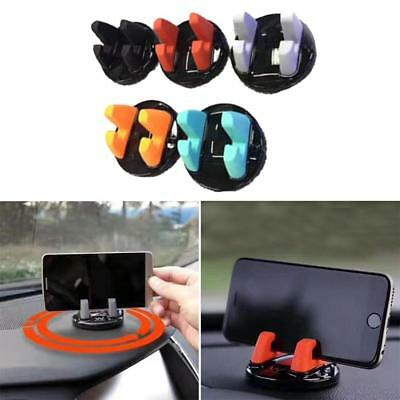 Auto Car Stand Anti-Slip Grip Holder Sticky Pad Mat GPS Sat For Mobile Phone