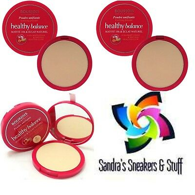 Bourjois Healthy Balance Unifying Powder 9g Please Choose Your Shade