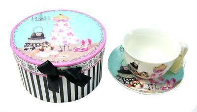 Gift Boxed Cup & Saucer