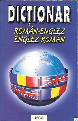 Romanian-English. English-Romanian Bilingual Dictionary. 30.000 words.