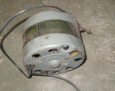 Dayton Electric Motor 115V 60Hz 1/40 HP 1500 RPM Model #3M195