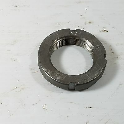 Bearing Lock Nut Number 7 Tapered NO7 (Lot of 4)
