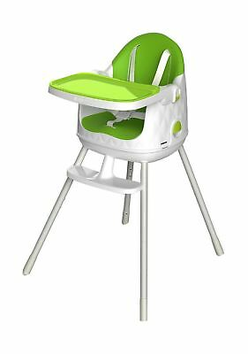 Keter Multi Dine - 3 in 1 High Chair 6M-48M Green