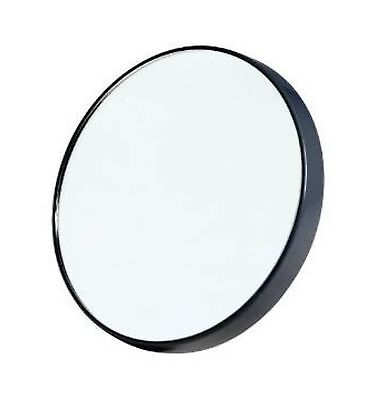 MINI 20 x MAGNIFYING MIRROR SMALL COMPACT MAGNIFICATION MIRROR WITH SUCTION P...