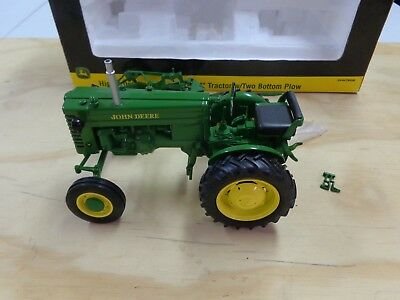 John Deere M With Two (2) Bottom Plow