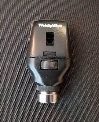 Welch Allyn Ophthalmoscope Head 11710 W working bulb