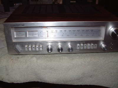 Concept 6.5 Receiver Serviced Near Mint
