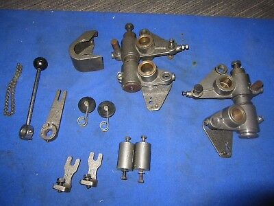 Rollem Lot Of Parts For Rollem Champion 990