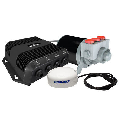 Lowrance 000-11748-001 Outboard Auto Pilot Hydraulic Pack