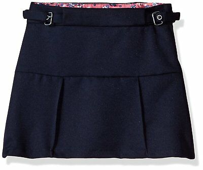 Girls School Uniform Skort Scooter Cullotte U.S. Polo Assn Navy RRP USD$28 PQ63