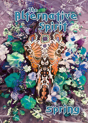 The Alternative Spirit Magazine Spring 2017 Australia pagan Witch Wicca Hoodoo