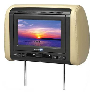 """AUDIOVOX MTGHRD1  Audiovox 7"""" Headrest Monitor(sold each) with DVD/HDMI outpu..."""