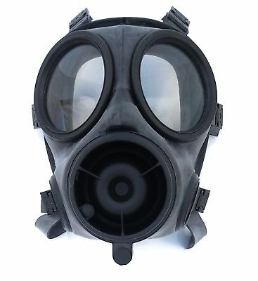 AVON SF10 Tactical Respirator Gas Mask, British Special Force Size 2 CBRN Medium