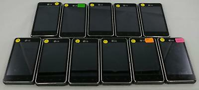 Lot of 11 LG Mach LS860 Sprint QWERTY Android Smartphone Cellphone BULK 264