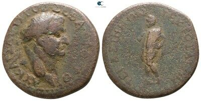 Savoca Coins Titus Provincial Bronze Coin 9,78 g / 25 mm /GGG17832
