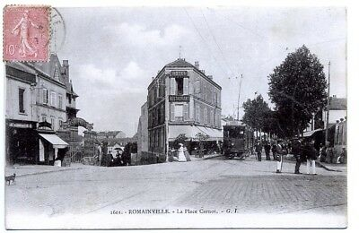 (S-119225) France - 93 - Romainville Cpa