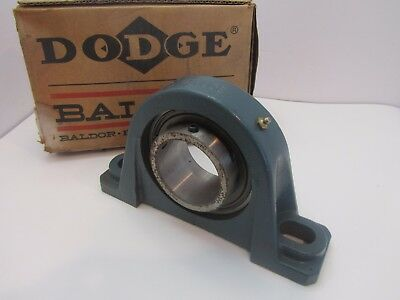 "Dodge Baldor P2B-SCMAH-300 Pillow Block Bearing 2 Bolt 3"" Diameter Setscrew"