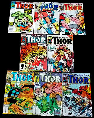 Thor #337-382 Complete Walt Simonson Run - Includes 1st Beta Ray Bill