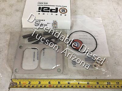 Turbo Installation Gasket & Stud Kit for Caterpillar C12. # 331583 Ref# 3949183