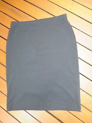 ASOS Maternity Size 8 Black Skirt - Snug Fit.  Like new condition
