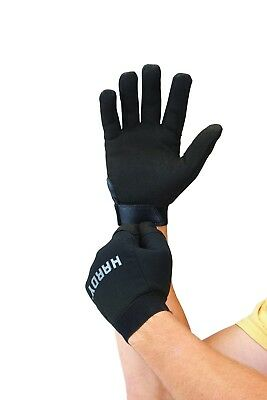 Hardy Mechanic Garden Work Gloves Synthetic Leather for Strength and Durability