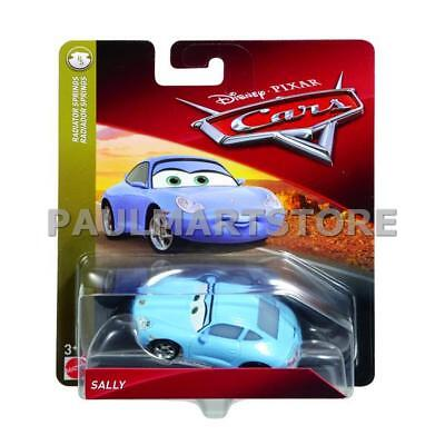 Cars 3 Diecast 1:55 Scale Sally New Facial Expression Presell