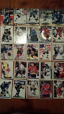 NHL 47 Rare Collectable Cards years 94/95