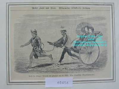 60456-Asien-Asia-Japan-Nippon-Nihon-Riksha-TH 1867