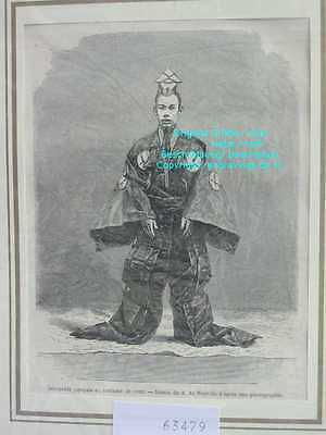 63479-Asien-Japan-Nippon-Nihon-Japaner-Schwert-TH-1865