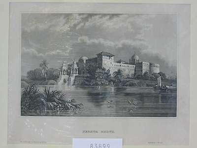 83899-Asien-Asia-Indien-India-Perawa Malwa-Stahlstich-Steel engraving