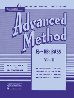 Rundel Rubank Advanced Method Vol. II - Eb/Bb Bass
