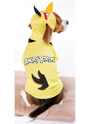 Angry Birds Yellow Bird Pet Costume by Paper Magic Group 6748347
