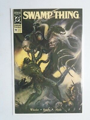 Swamp Thing (1982 2nd Series) #98 - 6.0 - 1990