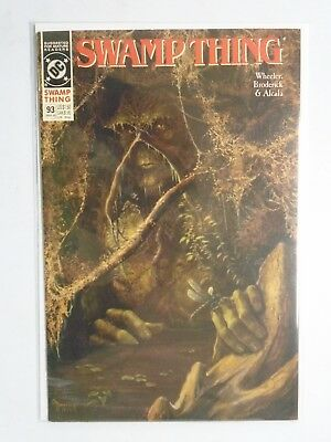 Swamp Thing (1982 2nd Series) #93 - 6.0 - 1990