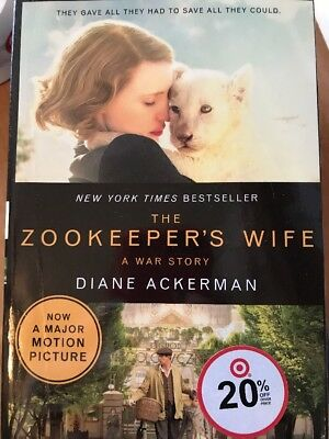 the book of zookeepers wife by diane ackerman The zookeeper's wife: a war story diane ackerman, author norton $2395 (368p) isbn 978-0-393-06172-7 more by and buy this book ackerman (a natural.