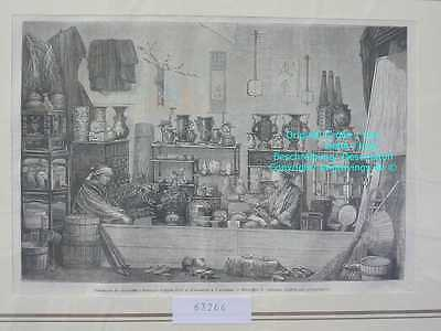 63266--Asia-Japan-Nippon-Nihon-Curios Shop-Yokohama-TH