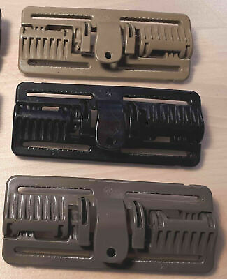 Rapid Open Connector Tactical Quick Release Buckle ROC80 Pair of TAN ROC 80