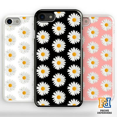 FLORAL DAISY FLOWER VINTAGE RETRO CUTE GIFT Phone Case Cover For iPhone Samsung