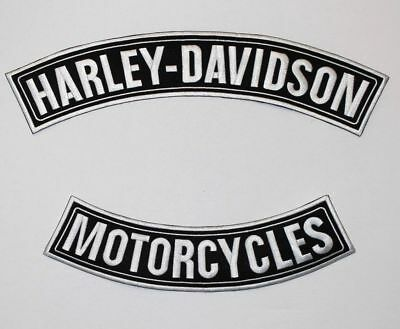 Kit Toppe Toppa Patch Harley Davidson Motorcycles Sportster Dyna Bagger Softail
