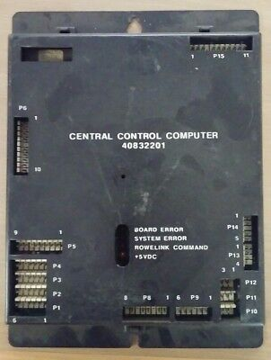 Rowe Central Control Computer #40832201