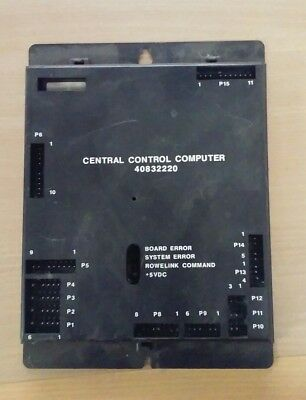 Rowe Central Control Computer #40832220