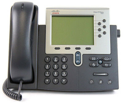 Cisco CP 7962G Telefon IP Phone Voip Business *NEU*