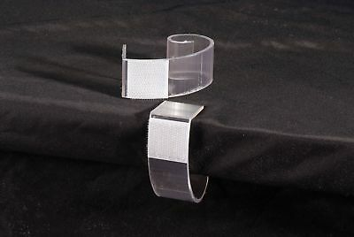 "Table Skirting Clips for Tables 3/4"" - 2"" 50 Per Pack"