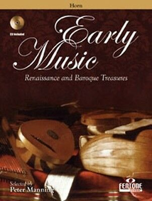 de haske Early Music - Horn - inkl. CD