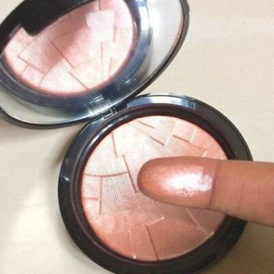 Press Powder Professional Highlighter Palette Beauty Make Up Face Foundation US