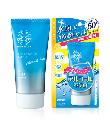 From JAPAN ISEHAN SUNKILLER Perfect Water Essence N Sunscreen 50g