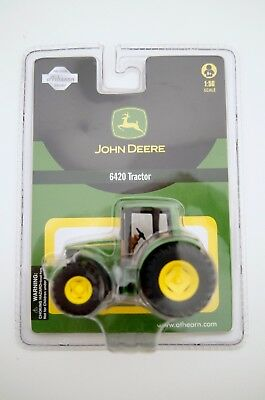 NIB LTD ATHEARN Authentic JOHN DEERE 1:50 Scale Diecast Collectible 6420 Tractor