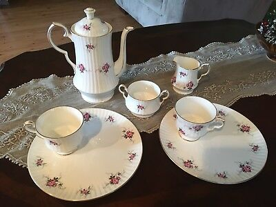 Princess House Hammersley Fine Bone China Tea Set Spode England